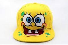 This SpongeBob Cap!
