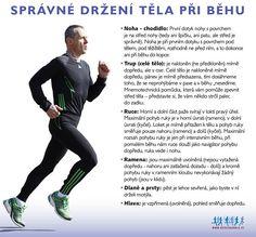 Takhle se má běhat podle Běžecké školy Miloše Škorpila.