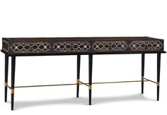MUGHAL II  CONSOLE Custom Furniture, Luxury Furniture, Furniture Design, Chinoiserie, Marina Furniture, Armoire, Traditional Console Tables, Mesa Sofa, Buffet