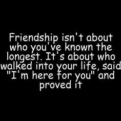 This is so,so true; our dear friends who stood by us yesterday, all those who remembered yesterday.  And those who were there. Thank you; I love you dearies!