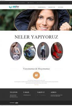 Asfer Group Fermuar Ben yaptımmmm ^^ #webtasarim #webdesigner #asfaltmedya