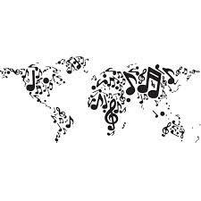 verdenskort sort hvid - Google-søgning
