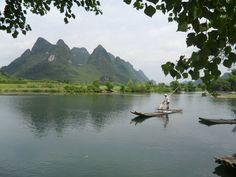 ..Guilin. #CHINA  Escape....