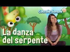 La danza del serpente - Balliamo con Greta - Canzoni per bambini di Coccole Sonore - YouTube Canti, Dancing Baby, Kids Songs, Preschool, Dads, Family Guy, Youtube, Humor, Children