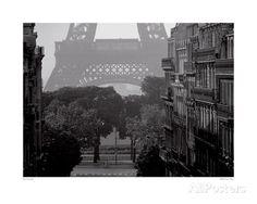 Eiffel Tower, Paris Art by Pete Seaward at AllPosters.com