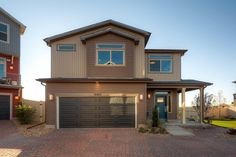 Randem Model Exterior Oakwood Homes Carriage House Collection
