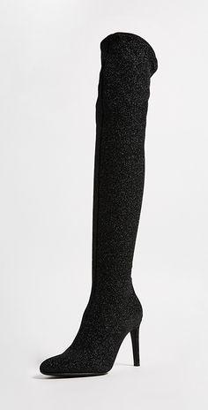 Giuseppe Zanotti Bimba Over the Knee Heel Boots | SHOPBOP