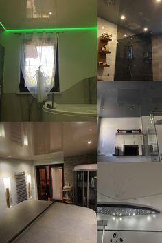 Badezimmer Decke neu gestalten , wir haben die Lösung. Unser Produkt ist Feuchtraumgeeignet , Sie müssen nie wieder ausmalen , es entstehen keine Risse , homogene gleichmässige Oberfläche. Große Farbauswahl - Oberflächen in matt - satin - glänzend oder hinterleuchtet lieferbar.    viele Beleuchtungsarten sind realisierbar. Einfach anfragen wir beraten Sie gerne vor Ort oder bei uns im Schauraum. Terminvereinbarung unter: 0676-49 51 279 Bathroom Lighting, Desktop, Mirror, Furniture, Home Decor, Starry Night Sky, Lighting, Bathing, Simple