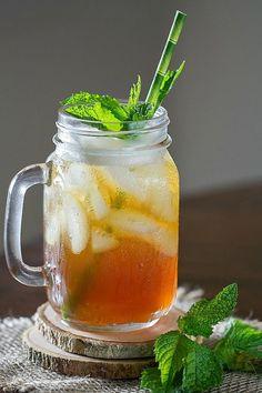 Zo maak je zelf de lekkerste iced tea – zonder suiker