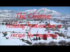 The Book Trailer for Santa's Executive