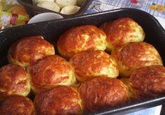 Пухкави домашни кашкавалки - Рецепта. Как да приготвим Пухкави домашни кашкавалки. Кликни тук, за да видиш пълната рецепта.