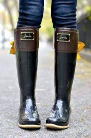 952bd2e3b3e Cómo llevar botas de agua. Outfits con botas de agua. Botas de agua para