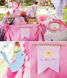 Party Decoration Ideas | Princess Party Decoration Ideas | Happy Party Idea