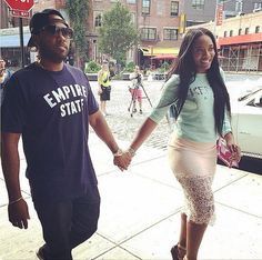 Yandy Smith andMendeecees-Yandy Smith garnered a lot of criticism when she stayed with her fiance and son of her young son, when he went to jail for drug charges. Of course all the drama was captured for the Love & Hip Hop New York cameras. Of course.