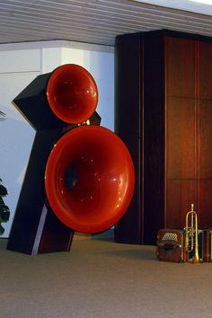 Acapella Audio Arts - Der Erfinder der Sphärischen Hörner - Sphäron