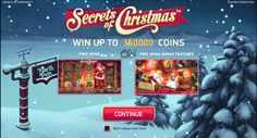 Our Christmas Games have launched and you're going to love them! Get into the festive mood while playing for free spins, big cash prizes and more! Sign up at www.luckywinslots.com and get up to £200 free when you make your 1st deposit.