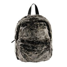 Wolf Gang faux fur backpack Fuskpäls 496eb55d38a74