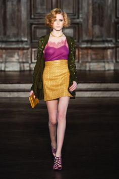 L'Wren Scott Fall 2012 RTW - Runway Photos - Collections - Vogue