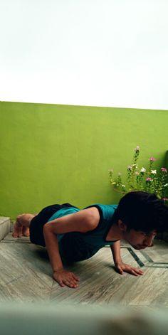 Happy International Yoga Day, Running