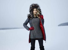 Model Danielle Knudson for Point Zero's Fall/Winter 2014 ad campaign. Find this style on our website at www.pointzero.ca Danielle Knudson, Canadian Winter, Canadian Models, Fall Winter 2014, Zero, Campaign, Website, Jackets, Beauty