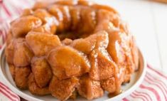 With Grands biscuits cutting the prep time to minutes, you'll be making the best Monkey Bread recipe in no time. Have you ever had homemade Monkey Bread? Delicious! Fresh from the oven, gooey, pull apart dough pieces baked with a buttery sugar-cinnamon caramel absolutely make any gathering special. Something that tastes so good shouldn't be reserved for those rare days you can spend hours in the kitchen cooking from scratch recipes. So—here's an easy recipe for how to make Monkey Bread…