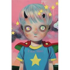 Mercury Row Children of this Planet Series: XXIX Graphic Art on Wrapped Canvas Size: