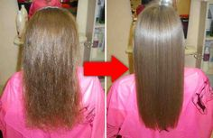 Como hacer una keratina casera para revivir tu cabello dañado