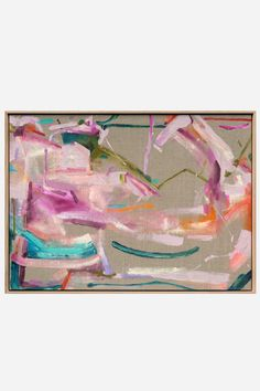 Winter Group Show - Merry Go Lucky by Annie Everingham Opening Night, Color Inspiration, Annie, Abstract Art, Merry, Colour, Group, My Favorite Things, Heavenly