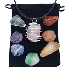 Spiritual Stones and Healing Crystals - 7 Chakra Stone #ad #crystalhealing ##chakra