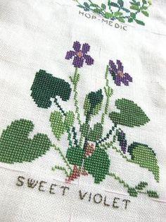 Happy birthday sweet violet