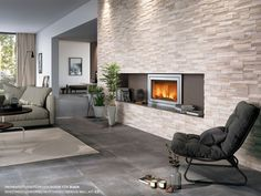 Wall Art wood-effect wall coverings in porcelain stoneware, small wood-like cubes that bring a striking material look to walls. Fireplace Mantle, Fireplace Design, Wooden Cubes, Floor Decor, Wood Wall Art, Cladding, Wall Tiles, Living Room Decor, Interior Design