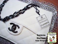 torta borsa chanel - Cerca con Google