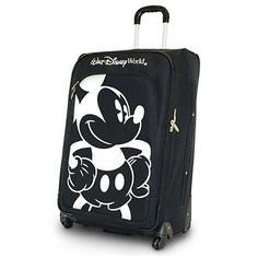 Mickey Mouse luggage #WaltDisneyWorld