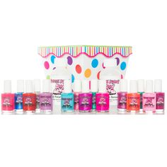 1dc84468e Princess Piggy Package: 15 of our best selling Piggy Paint Nail Polishes  and 2 Piggy