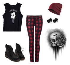 """""""Ice Cold"""" by the-light-behind-your-eyes ❤ liked on Polyvore featuring Valfré and Dex"""