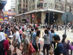 Street in Hongkong