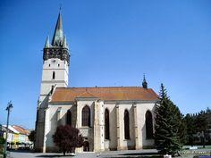 Slovakia, Old City Prešov