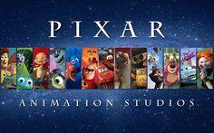 Info Curso Digital: Pixar da aula online de como foi feito seus filmes