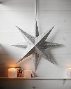 See the Astronomical Accent in our Star Decorations gallery