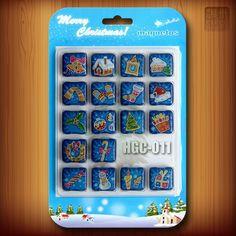 Apps IPhone Ipod Magnete Weihnachten