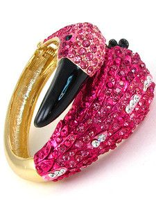 flamingo ring!