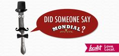 We're giving away a $200 dining voucher every week (for a limited time). This week's voucher is for.... Mondial!  Register here to enter: www.localist.co.nz/account/sign_up Auckland, Giving, Sign, Sayings, Lyrics, Signs, Board, Quotations, Idioms