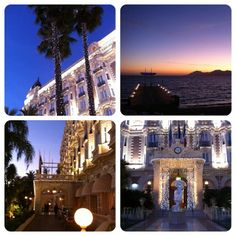 InterContinental Carlton Cannes - Decorations de fêtes 2013