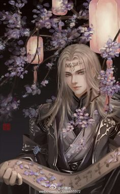 English? Artist, title, character? Thanks!    古风