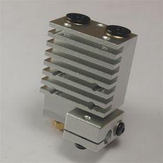 62.03$  Buy here - http://aib1u.worlditems.win/all/product.php?id=32442491664 - Reprap 3 D printer dual nozzle kit set Reprap . Chimera 3D Printing Multi Extrusion HotEnd full kit 1.75 mm
