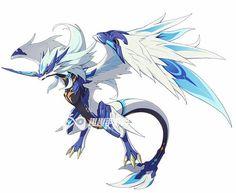 Fantasy Demon, Fantasy Beasts, Fantasy Monster, Monster Art, Dark Fantasy Art, Mythical Creatures Art, Magical Creatures, Fantasy Creatures, Creature Concept Art