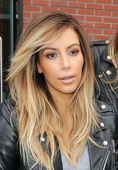 I want to go blonde!
