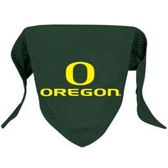 Oregon Ducks Pet Mesh Bandana