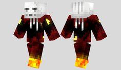 Ghast Skin para Minecraft
