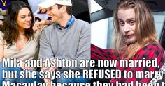Mila Kunis Exposed The Real Reason Why She Didn't Marry Her Ex-Boyfriend Macaulay Culkin